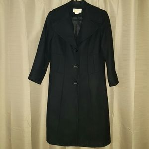 MICHAEL Michael Kors Long Wool Coat